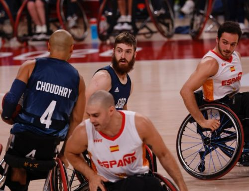 BSR, La selección británica se queda con el bronce (58-68).  DE LA FUSTRACION AL ORGULLO.